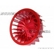 Ventilator rosu pentru Minarelli orizontal, Keeway, CPI, 1E40QMB