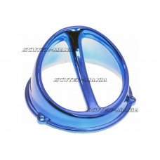 Spoiler ventilator albastru crom - universal