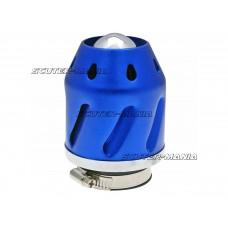 Filtru aer Grenade albastru conexiune carburator (adaptor) versiunea dreapta 35/48mm