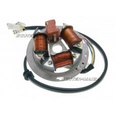 alternator stator / magneto ignition 12V pentru Simson S51, S53, S70, S83, Schwalbe, SR