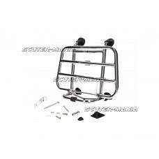 front luggage rack / carrier chromed pentru Vespa Primavera, Sprint 50-125cc (2013-)