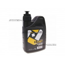 engine oil / motor oil 101 Octane semi-synthetic 2T 1 Liter