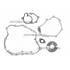 alternator cover, clutch cover & water pump cover gasket set pentru Yamaha YZF-R, WR, MT 125 (YI-3 OHC engine)