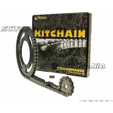 chain kit heavy duty 12/47 tooth pentru Aprilia Tuono 50 (03-05)