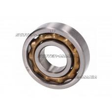 crankshaft ball bearing L17TVP w/ brass cage 17x40x10mm pentru Puch