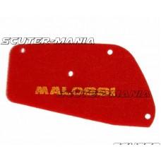Filtru aer Malossi - burete rosu pentru Honda SH50-100 in 2 timpi