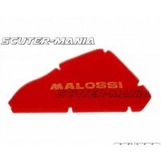 Filtru aer Malossi - burete rosu pentru Gilera Runner, NRG, SR50
