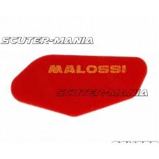 Filtru aer Malossi - burete rosu pentru Suzuki Address 100 in 2 timpi