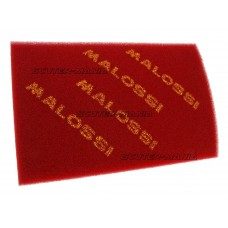 Filtru aer burete rosu dublu Malossi 300x200mm - universal