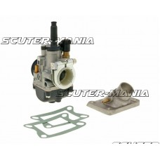 Kit carburator Malossi PHBG 21 AS cu fixare cu clema 24mm pentru Honda MB, MT, MTX