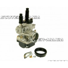 Kit carburator Malossi PHBG 21 DS pentru Minarelli AM, Derbi, Generic, KSR-Moto, Keeway, Motobi, Ride, CPI, 1E40MA, 1E40MB
