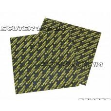 Coala material muzicuta carbon Malossi 0.35mm 100x100mm - universala