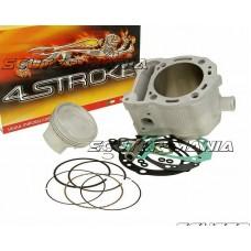 Set motor Malossi Sport 282cc pentru Piaggio 300 ie motor LC in 4 timpi