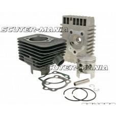Set motor Malossi Racing 73cc bolt piston 10mm pentru Piaggio Bravo, Boss, Grillo, SI