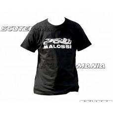 Tricou Malossi black marime L