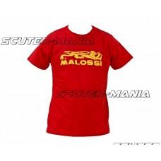 Tricou Malossi rosu marime L