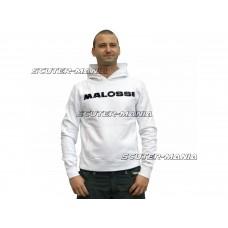 hoodie Malossi white - marime L