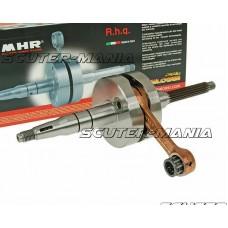 Ambielaj Malossi MHR RHQ biela 80mm pentru Minarelli cu bolt piston de 10mm