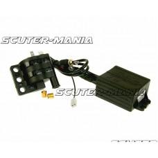 Unitate aprindere electronica Malossi TC K15 pentru AM6, Derbi (pana in 2006)