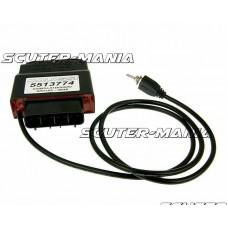 Regulator electronic digital ECU Digitronic Malossi pentru Minarelli AM (dupa 2007)