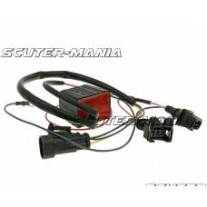 Emulator Lambda Malossi TC unitate control O2 pentru Piaggio Beverly, Vespa GTS