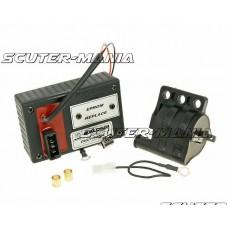 CDI unit and coil Malossi Digitronic Eprom MHR pentru Piaggio (w/o immobilizer)
