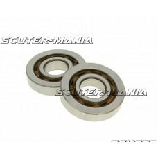 crankshaft bearing set Malossi MHR 20x52x10.8 pentru Piaggio