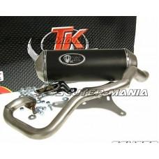Kit evacuare Turbo Kit GMax in 4 timpi pentru Kymco Grand Dink 125, 150