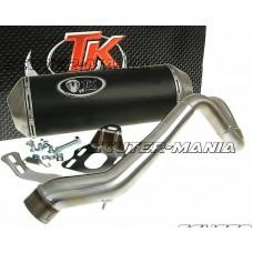 Kit evacuare Turbo Kit GMax in 4 timpi pentru Honda S-Wing, Pantheon 125/150cc