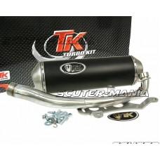 Kit evacuare Turbo Kit GMax in 4 timpi pentru Kymco Downtown 300