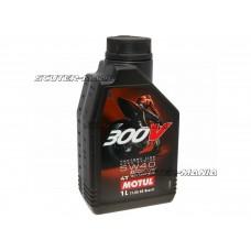 Ulei motor Motul in 4 timpi 5W40 300V Factory Line Road Racing 1 Litru