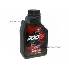 Motul engine oil 4T 4T 15W60 300V Factory Line Road Racing 1 Liter