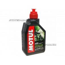 Motul engine oil 4T 4T 10W40 Scooter Expert MB 1 Liter