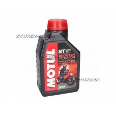 Ulei motor Motul in 2 timpi Scooter Power sintetic 1 litru