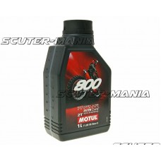 Motul engine oil 2T 800 Off Road Factory Line 1 liter