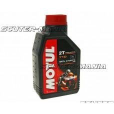 Motul engine oil 2T 710 100% synthetic ester 1 liter