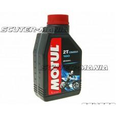 Motul engine oil 2T 100 mineral 1 liter