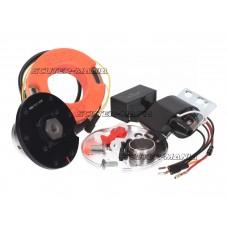 Aprindere rotor intern MVT Digital Direct cu lumina pentru Peugeot orizontal
