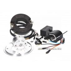 Aprindere rotor intern MVT Premium cu lumina pentru Simson S50, S51, S70