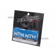 crankshaft bearing set Naraku heavy duty incl. oil seals pentru Kymco, SYM vertical