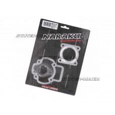 Kit garnituri top-end Naraku 50cc pentru Piaggio AC