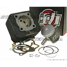 Set motor Naraku 70cc pentru Piaggio AC