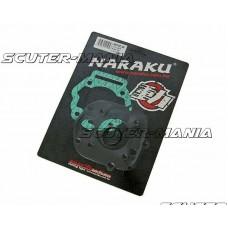 Kit garnituri top-end Naraku 70cc pentru Piaggio / Derbi D50B0