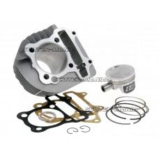 Set motor Naraku 160cc 58.5mm piston forjat pentru GY6, Kymco AC