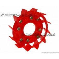 Paleta racire Naraku Racing rosie pentru Kymco, Baotian, GY6 50, 139QMB