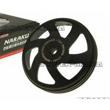Oala ambreiaj Naraku V.2 CNC 107mm pentru Piaggio, Peugeot, Kymco, SYM, GY6