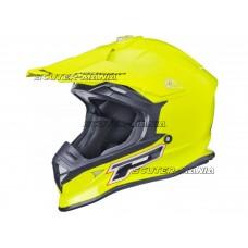 Casca MX ProGrip 3190 marime S (55-56) - galben fluorescent