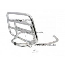 luggage rack / top case mount OEM folding chrome pentru Vespa Primavera / Sprint