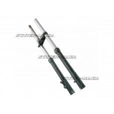 front fork assy 37mm OEM complete pentru Derbi Senda SM X-Race, X-Treme, Gilera SMT
