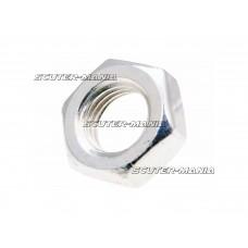 Piulita butuc ambreiaJ originala pentru motoare Piaggio / Derbi D50B0, EBE, EBS